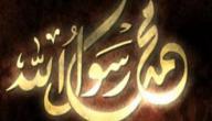 تاريخ ميلاد سيدنا محمد عليه الصلاة و السلام