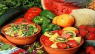 ما هي الأغذية التي ترفع هموجلوبين الدم