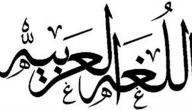 بحث عن لغتي العربية