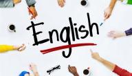 تطوير اللغة الانجليزية