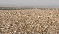 أين تقع أكبر مقبرة في العالم