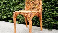 كيف تصنع كرسياً