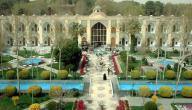 أين تقع مدينة شيراز