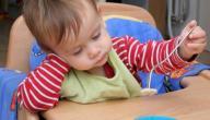 الطفل النحيف وكيفية زيادة وزنه
