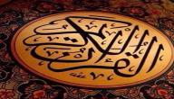 كم استغرق نزول القرآن