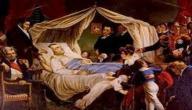 كيف مات نابليون