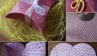 كيف تصنع هدية عيد الأم