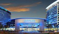 أين يقع مركز دبي التجاري العالمي