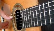 طريقة العزف على الجيتار