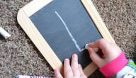 كيف نعلم الطفل الكتابة