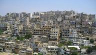 أين تقع طرابلس في لبنان