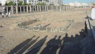 أين دفن حمزة بن عبد المطلب