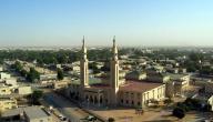 أين تقع مدينة نواكشوط