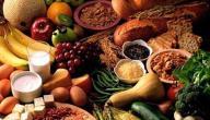أين يوجد عنصر الحديد في الطعام