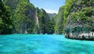 أين توجد تايلاند