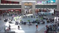 أين يقع مطار بن غوريون