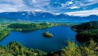 أين تقع مدينة سلوفينيا