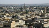 أين تقع مدينة نينوى