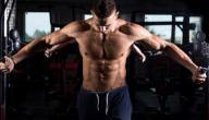 طريقة لإبراز عضلات البطن