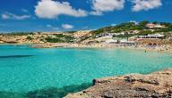 أين تقع جزيرة إيبيزا