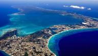 أين تقع جزر كايمان