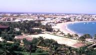 أين تقع مدينة داكار