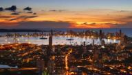 أين تقع مدينة كولومبيا