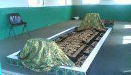 أين يقع قبر النبي أيوب