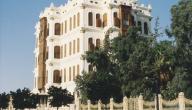 أين يقع قصر شبرا في السعودية