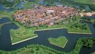 جمال طبيعة هولندا