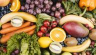 أين توجد أقل سعرات حرارية في الفواكه