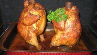 طريقة عمل دجاج قناني