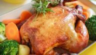 طريقة عمل دجاج روستو