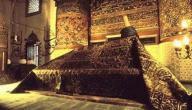 أين يوجد قبر سيدنا محمد عليه الصلاة والسلام