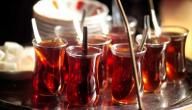 طريقة عمل شاي تركي