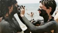طين البحر الميت للأكزيما