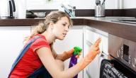 كيف أحافظ على نظافة المطبخ