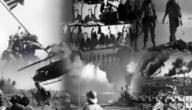 في أي سنة انتهت الحرب العالمية الثانية