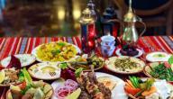 كيف أرتب سفرة رمضان