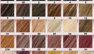طريقة دمج لونين لصبغ الشعر