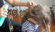 كيف أفُك تشابك شعري