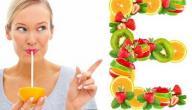 أين يوجد فيتامين e في الغذاء
