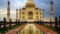 أين يوجد تاج محل في الهند