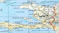 أين تقع دولة هايتي