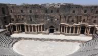 أين كانت مملكة الغساسنة