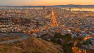 أين تقع مدينة سان فرانسيسكو