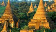 أين تقع دولة ميانمار