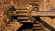 كيف يتكون صدأ الحديد