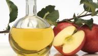 كيف أستخدم خل التفاح للقشره