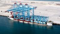 أين يقع ميناء سلمان